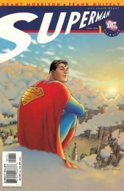 All-Star Superman by Morrison/Quietly/Grant