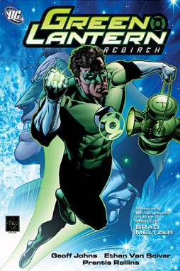 Green Lantern: Rebirth by Johns/Van Sciver/Rollins