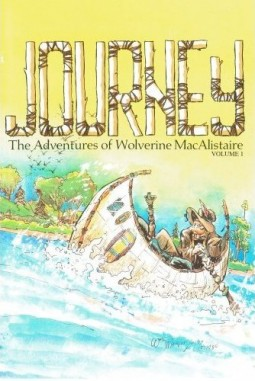 Journey: The Adventures of Wolverine MacAlistaire Vol. 1