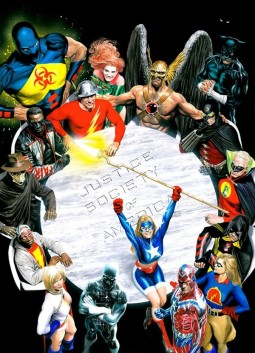Justice Society of America: The Next Age  by Geoff Johns